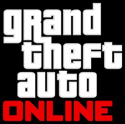 Grand Theft Auto Online logotipo