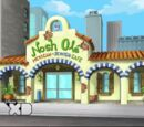 Nosh Olé Mexican-Jewish Café