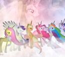 Equestria High:Descendientes
