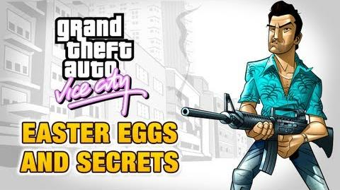 Easter Eggs in GTA Vice City