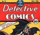 Detective Comics Vol.1 27
