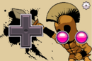 Double Edged Controls Tan Crest Spartan.png