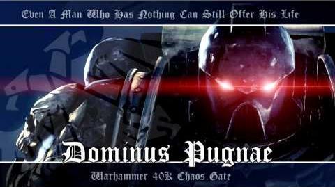 Chaos Gate OST 001 - Dominus Pugnae Warhammer 40K Soundtrack Music