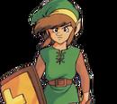 Personajes de Zelda II: The Adventure of Link