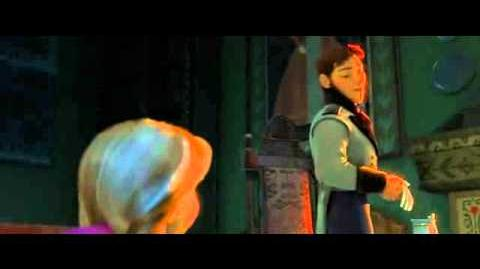 (FROZEN) - hans betrayal to anna