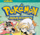 Pokémon Adventures: Volume 6