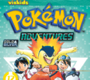 Pokémon Adventures: Volume 12