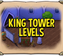 King Tower Levels