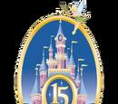 Disneyland Resort Paris 15th anniversary