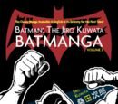 Batman: The Jiro Kuwata Batmanga Vol. 2 (Collected)