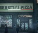 Berretti's Pizza