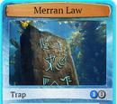 Merran Law