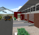White Star Airfield Fire Department