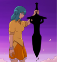 2-45 picks up the sword for the first time.png