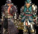 Velociprey S Armor (Blade)