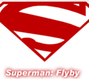 Superman Flyby