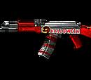 AK-74-Halloween