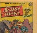 Action Comics Free Souvenir Edition