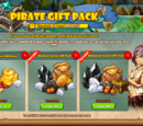 Pirate Gift Pack