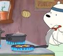 Katana de Ice Bear