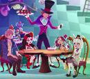 Alistair Wonderland/rajzfilm