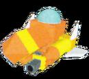 Modèles de vaisseau Gummi de Kingdom Hearts II