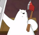 Ice Bear's Axe