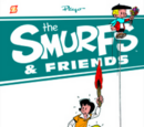 The Smurfs And Friends Volume 1