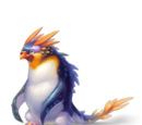 Penguin Dragon