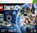 71173 LEGO Dimensions Starter Pack: Xbox 360