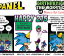 Archie Sonic the Hedgehog Issue 275