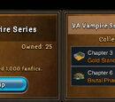 YA Vampire Series