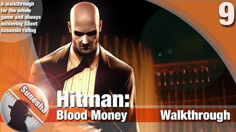 ★ Hitman- Hitman Blood Money - Mission 9