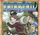 Fairy Tail, le roman : La Créature Mystérieuse