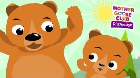 Teddy Bear, Teddy Bear Mother Goose Club Playhouse Kids Song