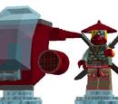 LEGO Dimensions 2: The Return of Vortech: Ninjago Ronin Fun Pack