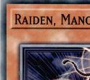 Raiden, Mano Luminosa