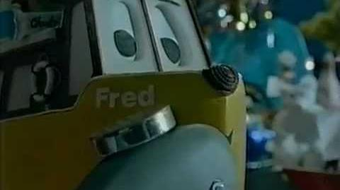 25 Fred Says Goodbye