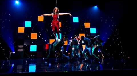 "Ally ""Dance Like Nobody's Watching"" Austin & Ally Disney Channel"