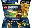 71239 Ninjago Lloyd Fun Pack
