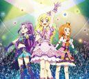 Aikatsu! Franchise DVD and BD Releases/Aikatsu! The Movie/BD