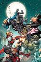 Batman Arkham Knight Vol 1 8 Textless.jpg