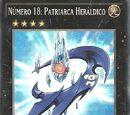 Número 18 Patriarca Heráldico