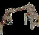 Primate Jungle Gym (Feral Designs)