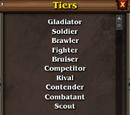 Battle Tiers