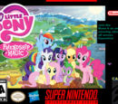 My Little Pony SNES