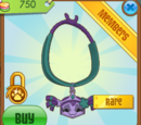 Rare Tavie Charm Necklace