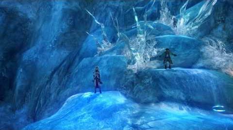 Final Fantasy XIII PC - NPC Jump Glitch