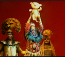 The Lion King Cast Lists