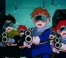 Pistole a Raggi Laser